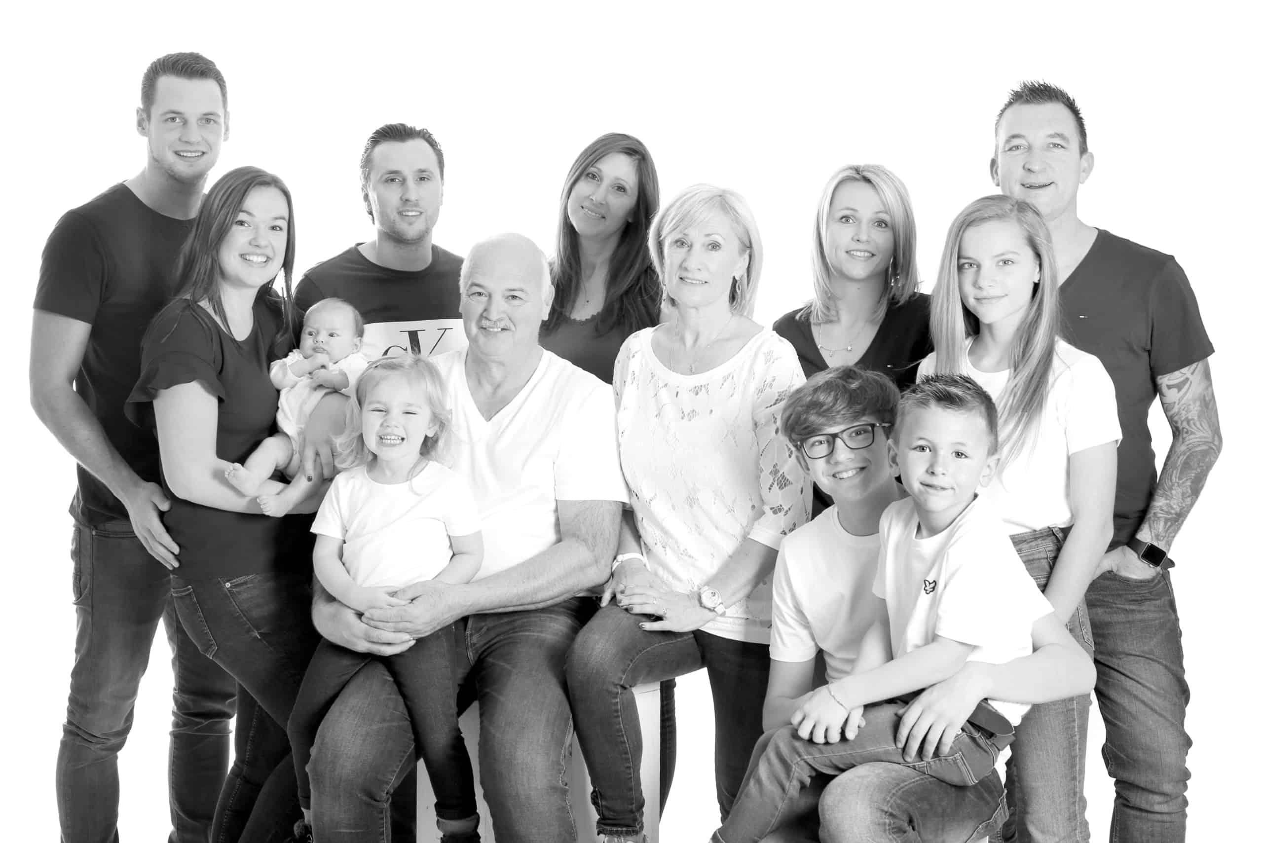 productfotografie zwart wit foto